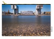 Famous Crane Houses Kranhaeuser In Cologne Carry-all Pouch