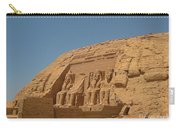 Famous Egyptian Landmarks Carry-all Pouch