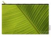 Fan Of Green 2 Carry-all Pouch