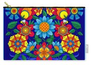 Fancy Blooms Bouquet Carry-all Pouch