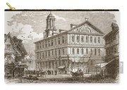 Faneuil Hall, Boston, Which Webster Carry-all Pouch