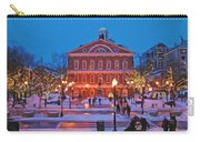 Faneuil Hall Holiday- Boston Carry-all Pouch