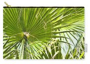 Tropical Fans Carry-all Pouch