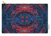 Fantasy Art Future Cosmic Discoveries Biological Planets N Galaxies Recreating N Multiplying Backgro Carry-all Pouch