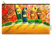 Fantasy Art - The Village Festival Carry-all Pouch