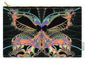 Fantasy Butterfly Carry-all Pouch