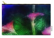 Fantasy Flowers Traveling Pigments Hp Carry-all Pouch