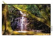 Fantasy Forest Carry-all Pouch by Karen Wiles