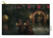 Fantasy - Into The Night Carry-all Pouch by Mike Savad