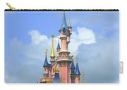 Fantasy Palace At Eurodisney  Carry-all Pouch