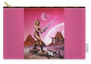 Fantasy Warrior Princess Carry-all Pouch
