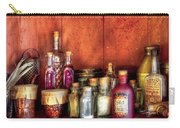 Fantasy - Wizard's Ingredients Carry-all Pouch by Mike Savad