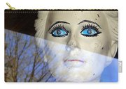 Far Away Eyes Carry-all Pouch