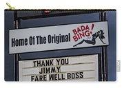 Farewell Boss Carry-all Pouch
