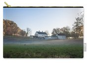 Farm At Valley Forge In Morning Carry-all Pouch