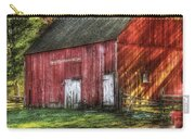 Farm - Barn - The Old Red Barn Carry-all Pouch