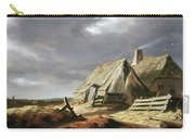 Farm Buildings In A Landscape, C.1625-28 Carry-all Pouch
