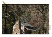 Farm Cabin Cades Cove Tennessee Carry-all Pouch