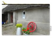 Farm Cottage Carry-all Pouch