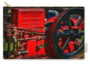 Farm Equipment - International Harvester Feed And Cob Mill Carry-all Pouch