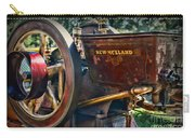 Farm Equipment - New Holland Feed And Cob Mill Carry-all Pouch by Paul Ward