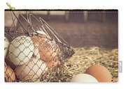 Farm Fresh Eggs Carry-all Pouch