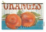Farm Fresh Fruit 2 Carry-all Pouch by Debbie DeWitt
