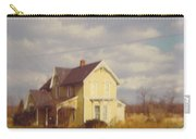 Farm House And Landscape Carry-all Pouch