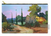 Farm In Provence Carry-all Pouch