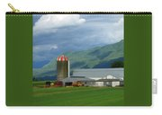 Farm In The Valley Carry-all Pouch