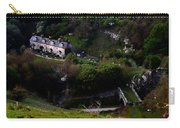 Farm Land In The Peak District In Great Britain Carry-all Pouch