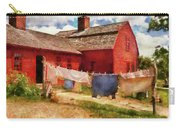 Farm - Laundry - The Clothes Line Carry-all Pouch