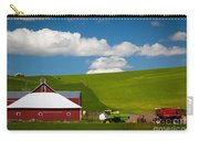 Farm Machinery Carry-all Pouch by Inge Johnsson