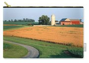 Farm Nr Mountville Lancaster Co Pa Usa Carry-all Pouch