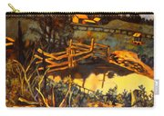 Farm Pond Reflections Carry-all Pouch