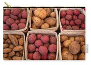 Farm Potatoes Carry-all Pouch