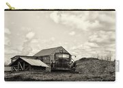 Farm Truck - 1941 Chevy In Sepia Carry-all Pouch