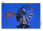 Farm Windmill Carry-all Pouch