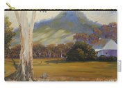 Farm With Large Gum Tree Carry-all Pouch