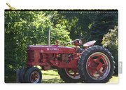 Farmall's End Of Day Carry-all Pouch