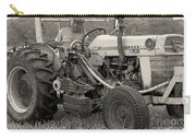 Farmer And His Tractor Carry-all Pouch