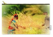 Farmers Fields Harvest India Rajasthan 1a Carry-all Pouch