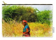 Farmers Fields Harvest India Rajasthan 2a Carry-all Pouch