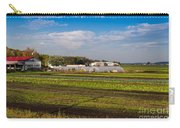 Farmer's Market And Green Fields Carry-all Pouch