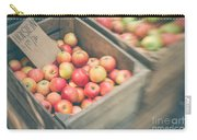 Farmers' Market Apples Carry-all Pouch