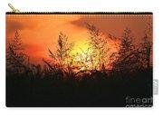 Farmer's Sunrise Carry-all Pouch