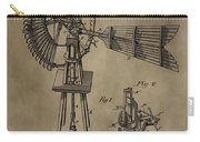 Farmer's Windmill Carry-all Pouch