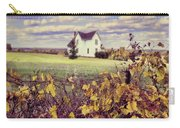 Farmhouse And Grapevines Carry-all Pouch