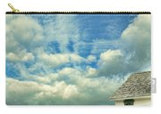 Farmhouse By Cornfield Carry-all Pouch
