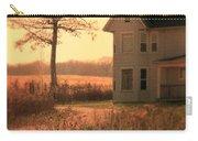 Farmhouse By Tree Carry-all Pouch